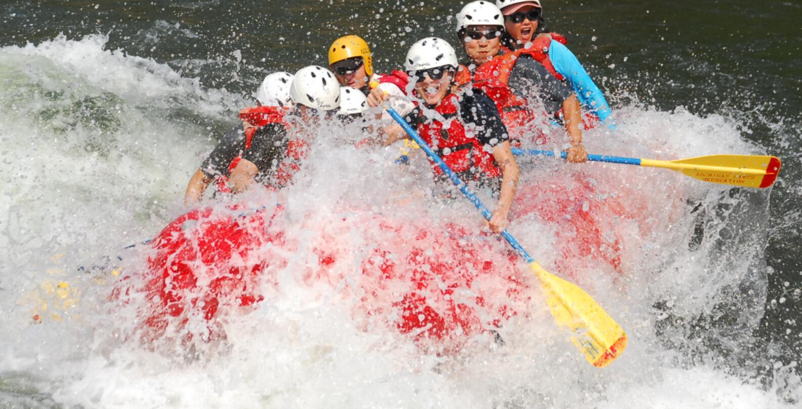 american river rafting17