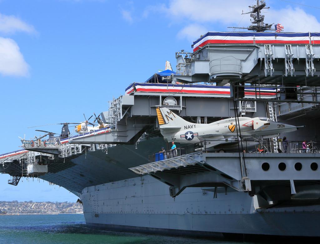 USS-Midway-Museum-San-Diego