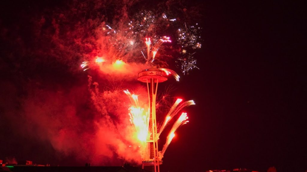 new year_seattle_space needle