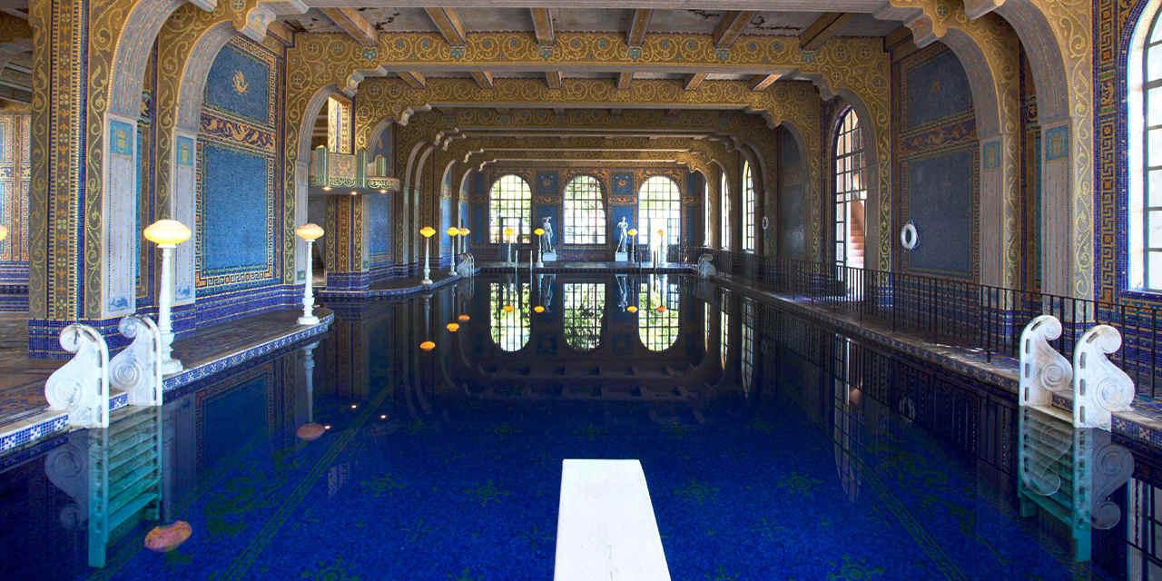 Hearst Castle Swiming Pool