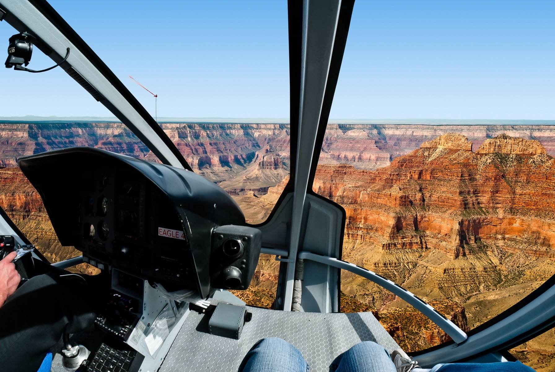 grand canyon west helicopter