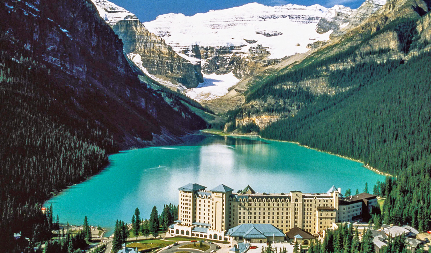 Canada Fairmont Chateau Lake Louise