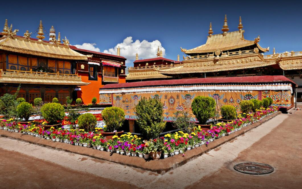 China-Jokhang Temple