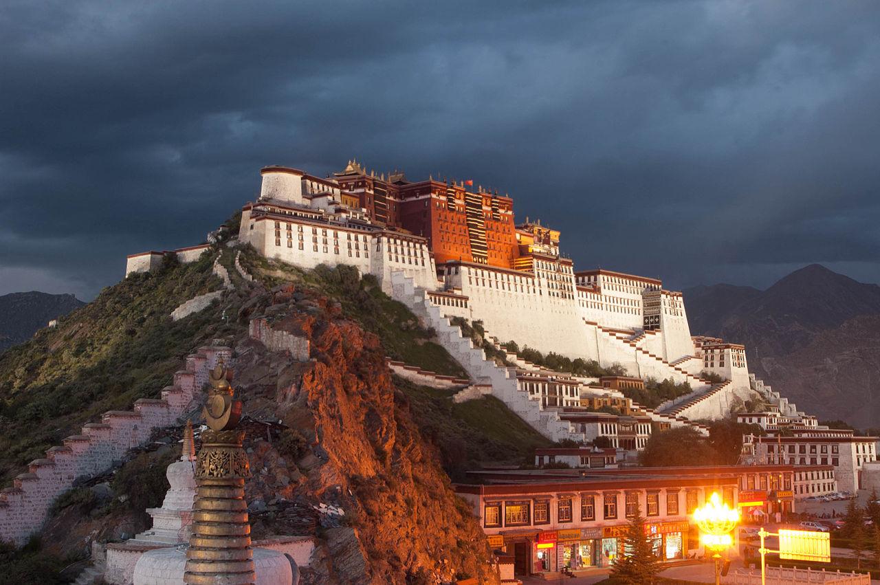 China-Potala Palace