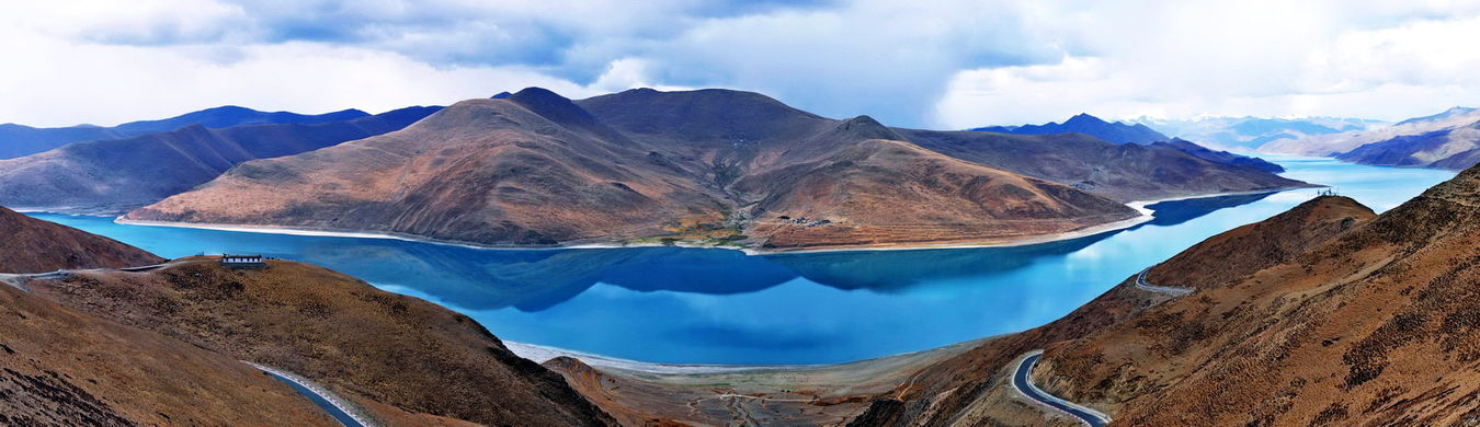 China-Yamdrok Lake