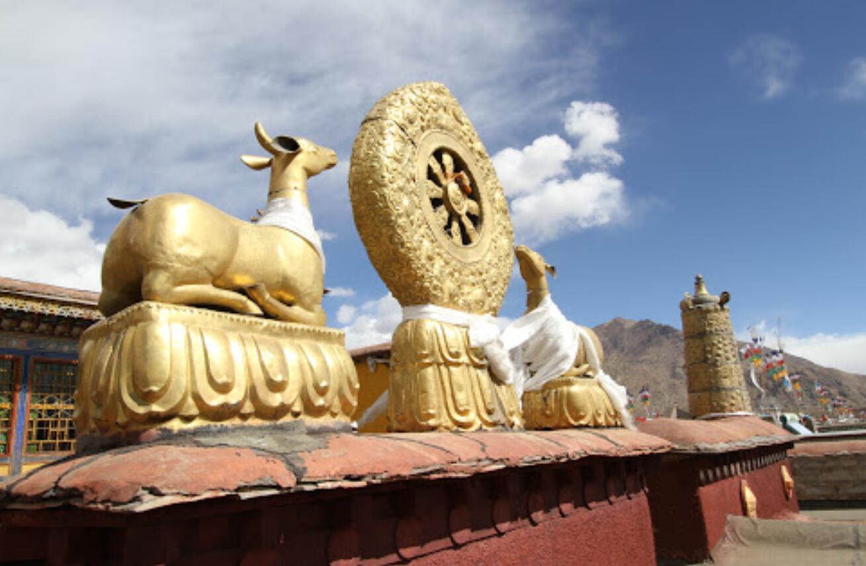 China-Zashi Lhamo Temple
