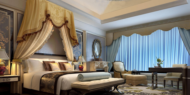 China_intercontinental lhasa_room