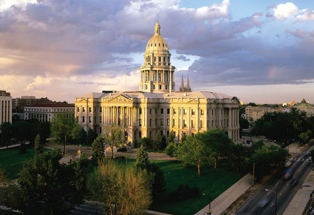 Denver_Colorado State Capitol