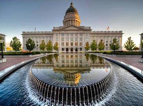 Yellowstone_Utah State Capitol