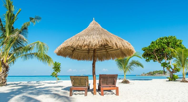 hawaii style_beach