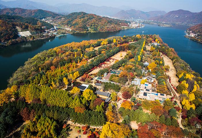 Korea_Namiseom Island