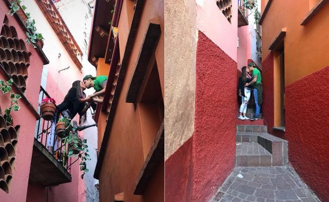 Mexico_Callejón del Beso