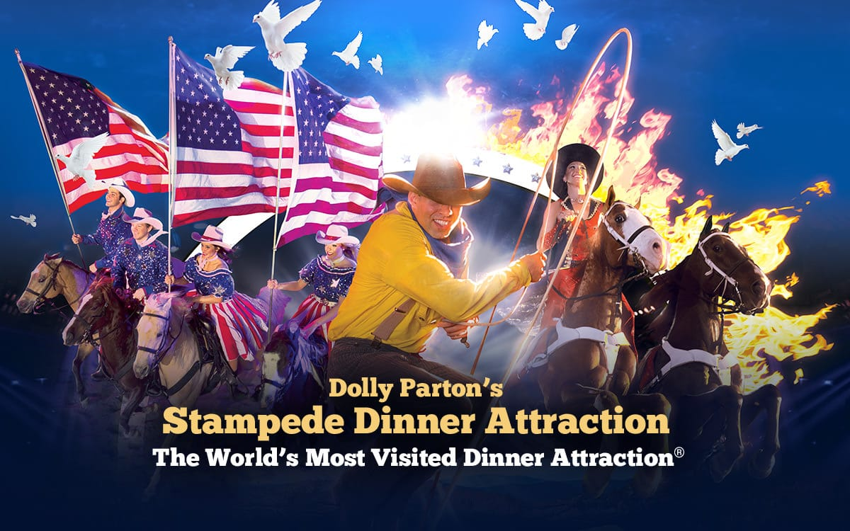 Dolly Partons Stampede