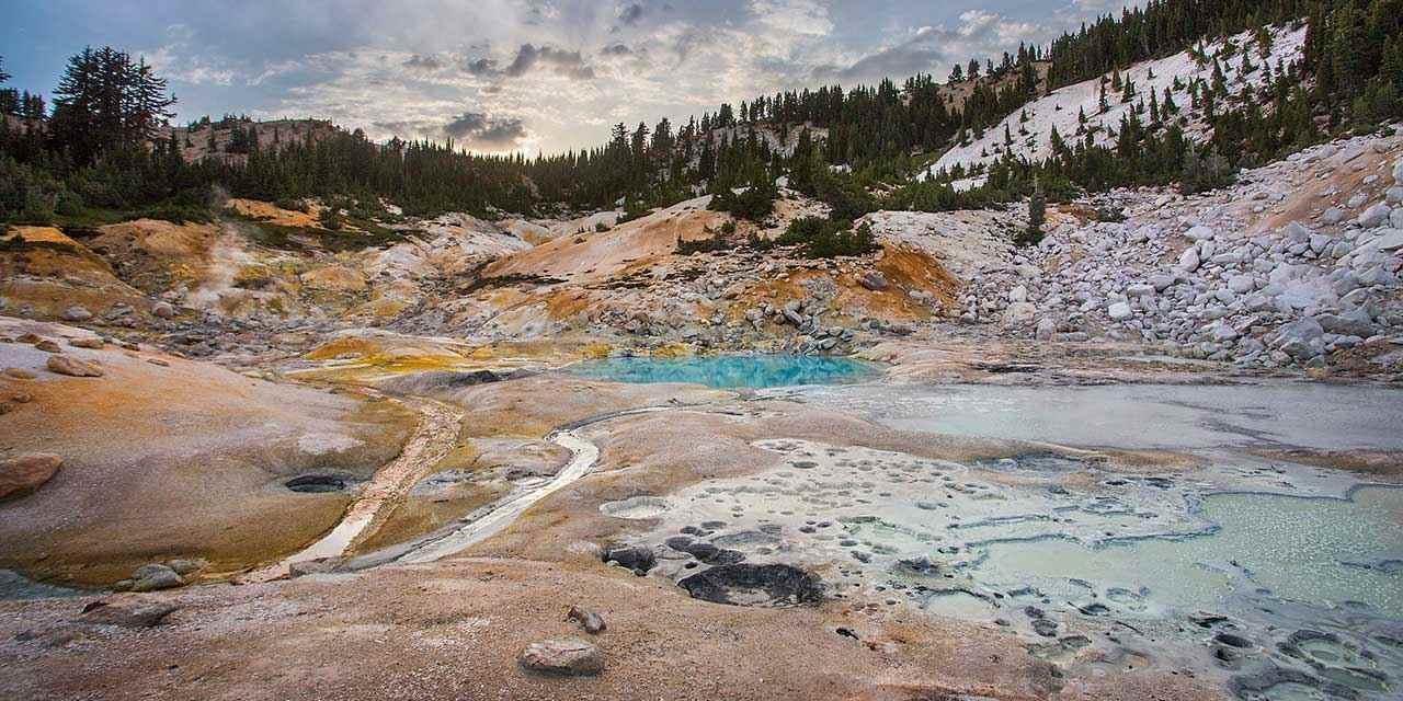 Lassen Volcanic National Parks