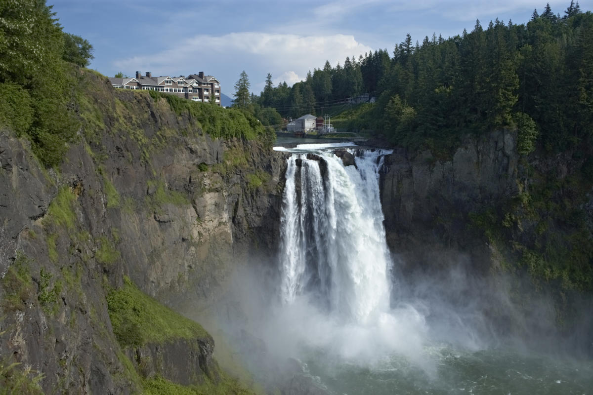 Seattle_Snoqualmie Falls