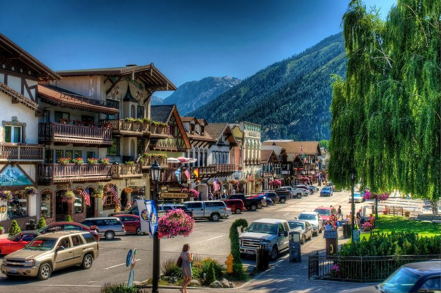 Seattle_german town