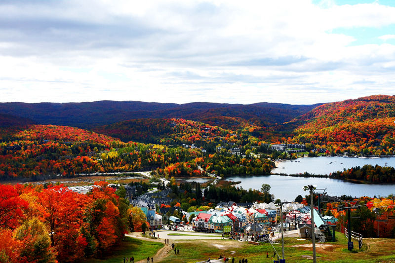 Canada_Mont_Tremblant_fall