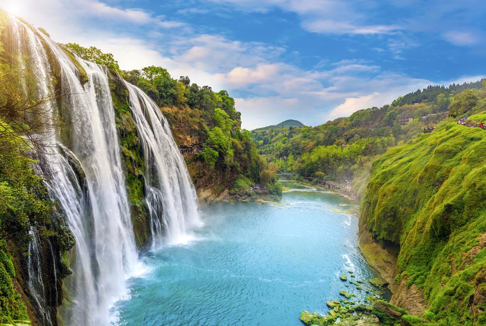 Huangguoshu-Falls