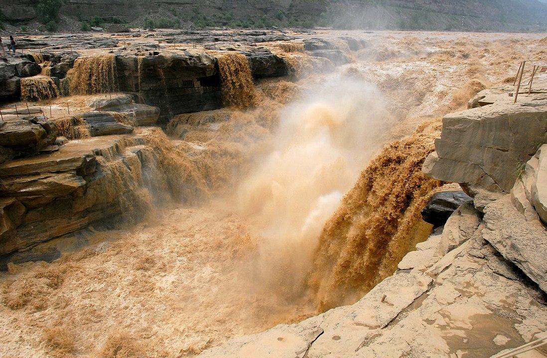 Hukou_Waterfall