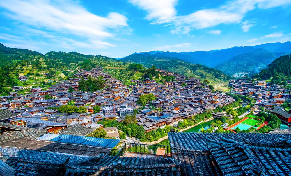 Miao-villages-in-Guizhou-China