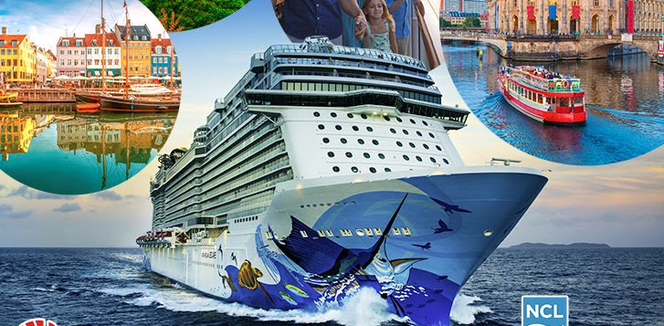 Northern Europe Baltic Norwegian Cruise_header