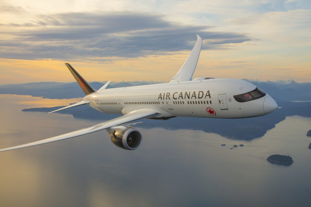 Air Canada has been recognized as the 2019 Airline of the Year by Global Traveler, the leading magazine for luxury business and leisure travellers. (CNW Group/Air Canada)