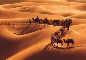 China_silkroad_desert