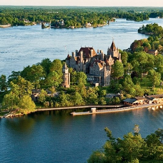 One thousand islands