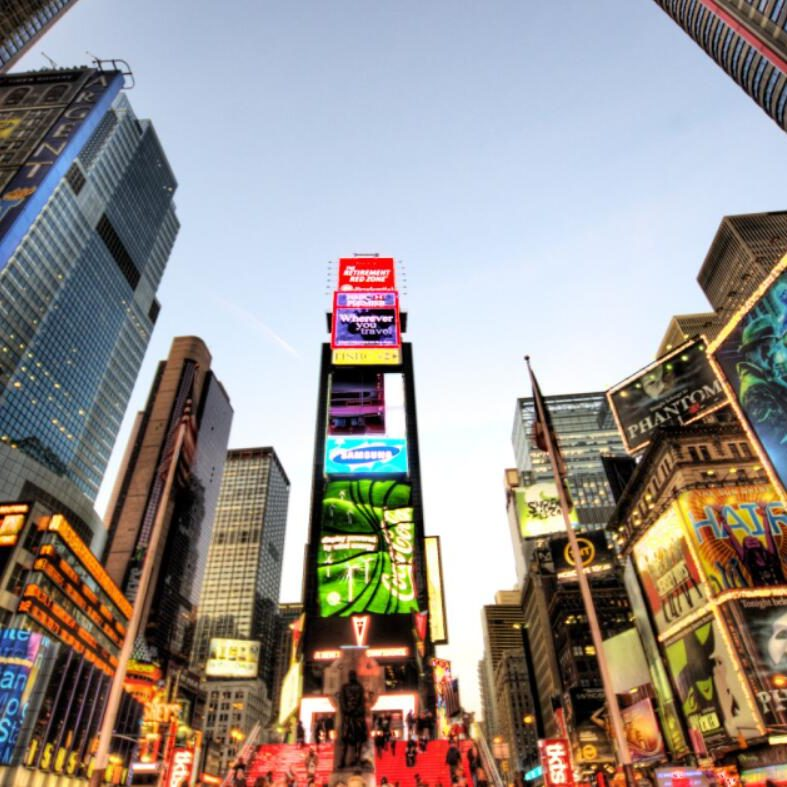 TIMES SQUARE_night