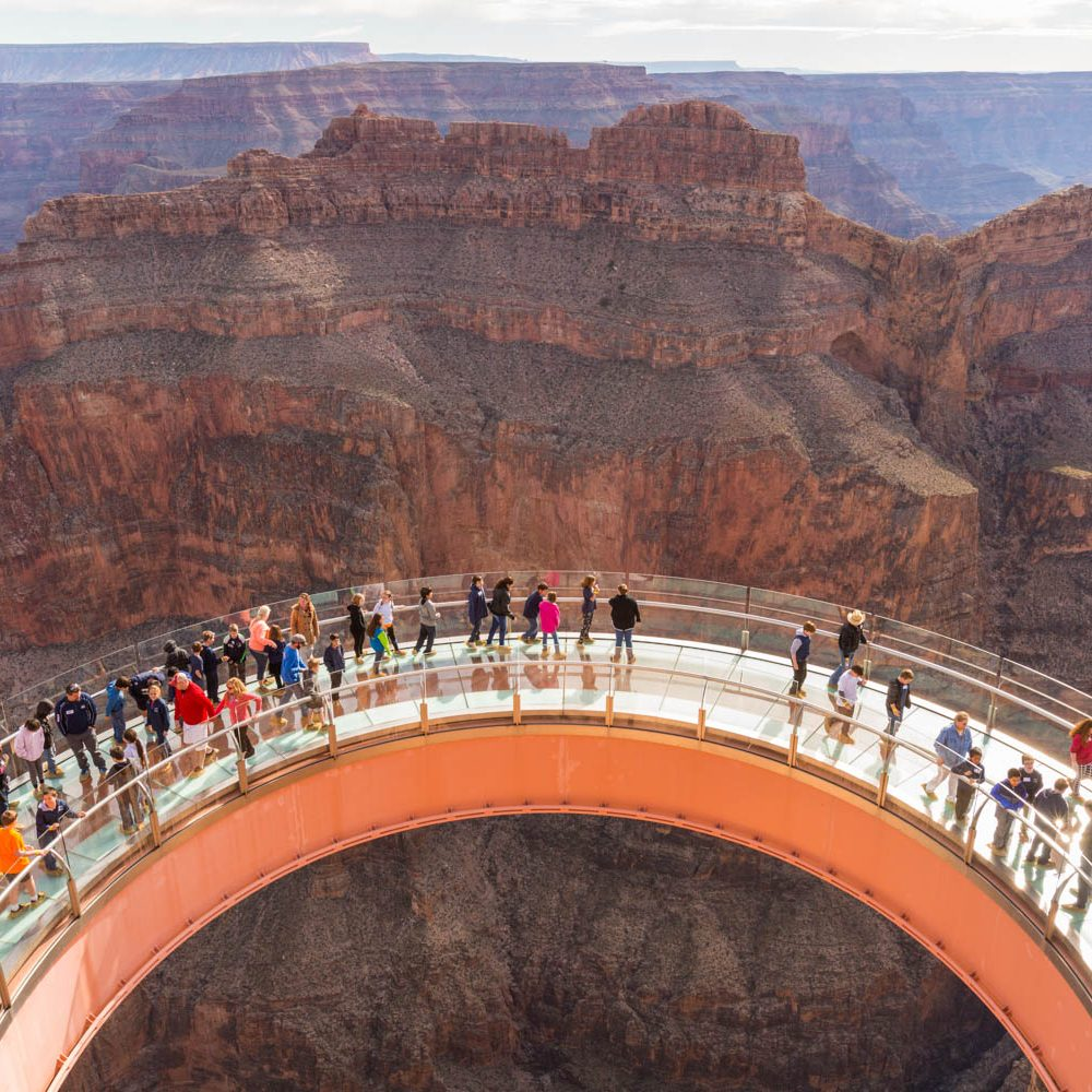 grand canyon west_skywalk